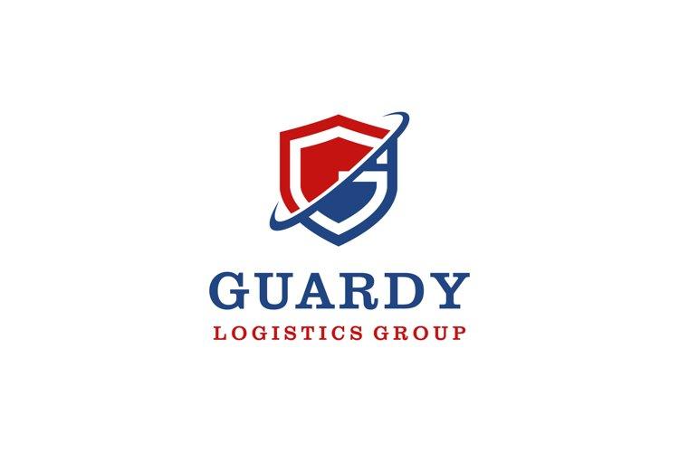 G shield logo example image 1