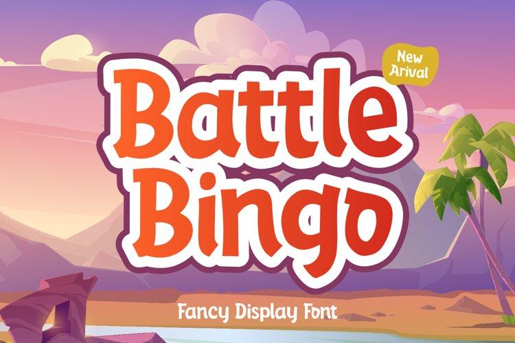 Battle Bingo example image 1