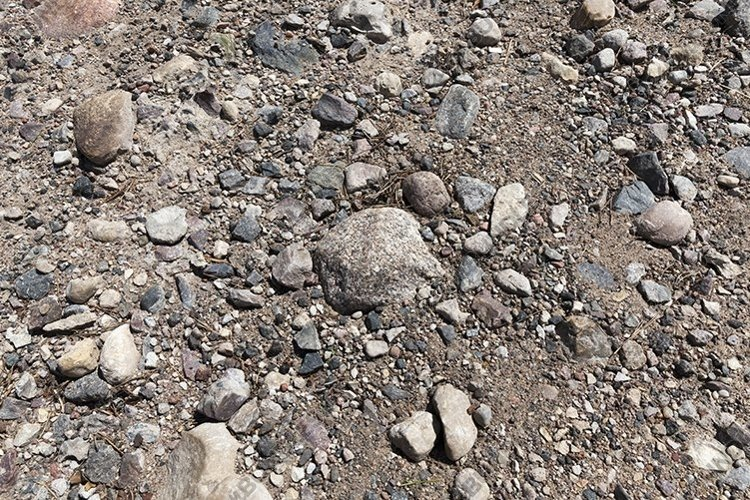 stones and sand example image 1