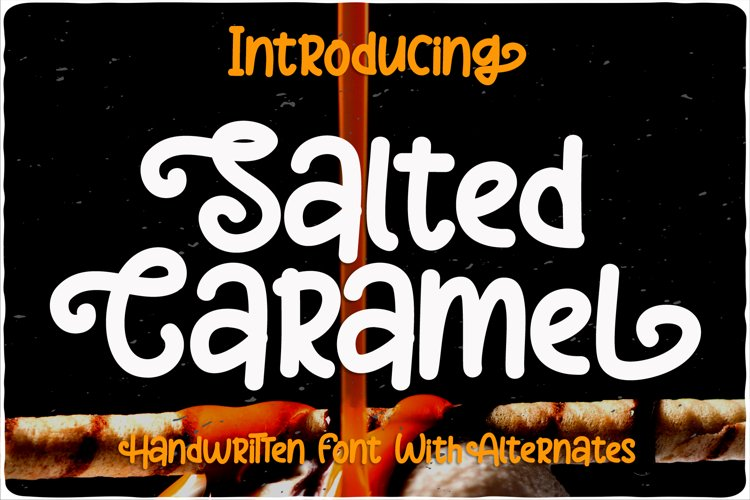 Salted Caramel example image 1