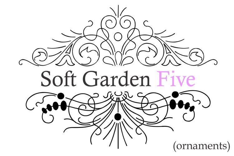 Soft Garden Five example image 1