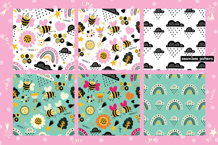 Love bees! example 2