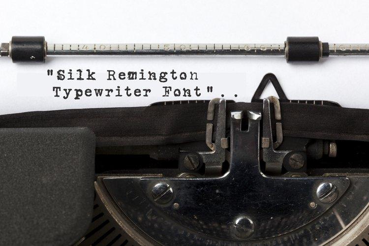 Silk Remington example image 1