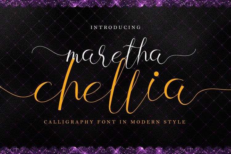 Maretha Chellia example image 1