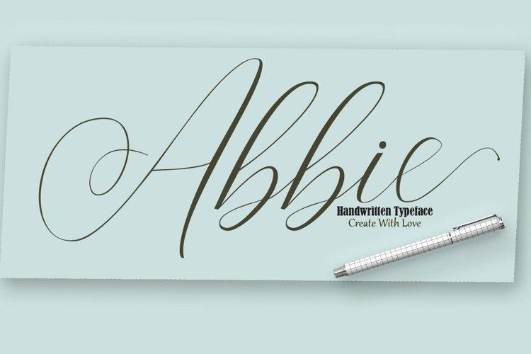 Abbie Script example image 1