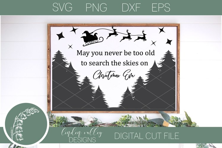 May You Never Be Too Old To Search The Skies SVG example image 1