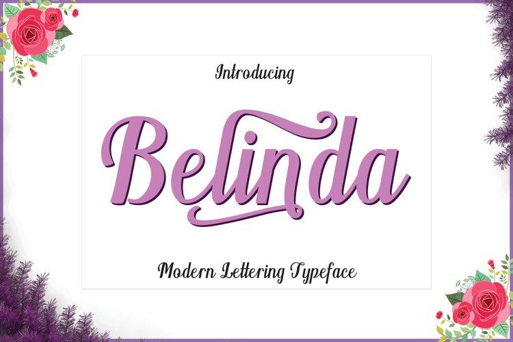 Belinda example image 1