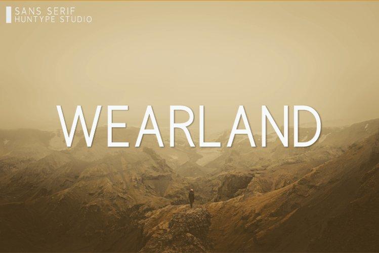 Wearland example image 1