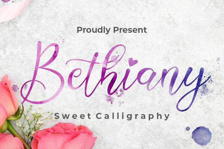 Bethiany example image 1