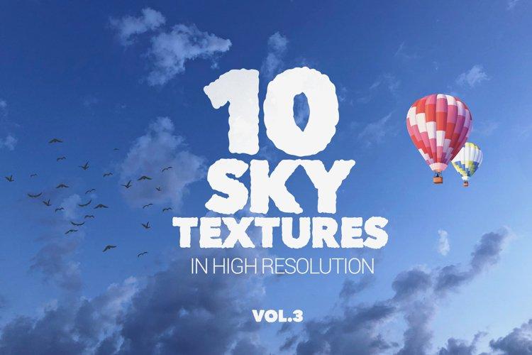 Sky Textures x10 vol3 example image 1