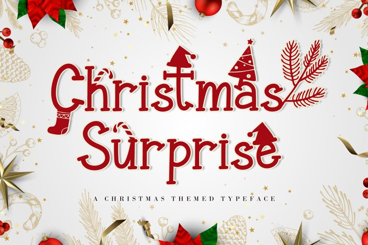 Christmas Surprise example image 1