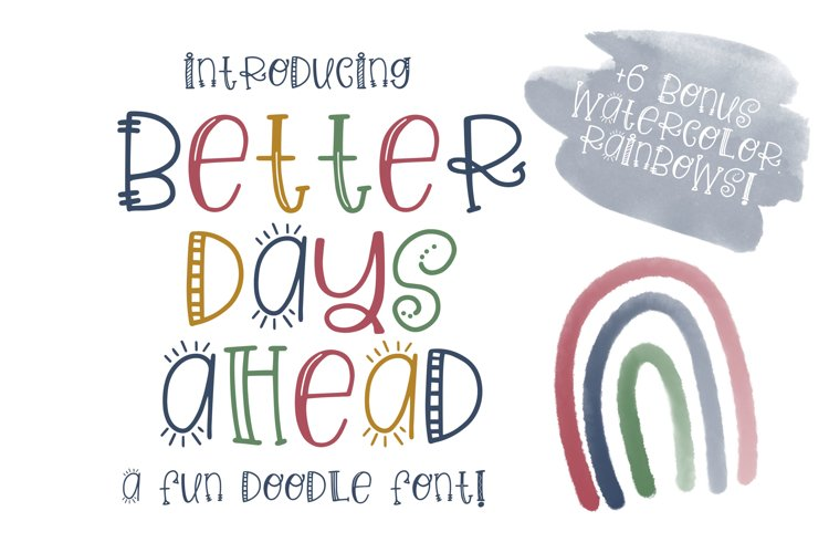 Better Days Ahead example image 1