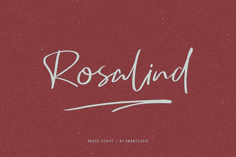 Rosalind example image 1