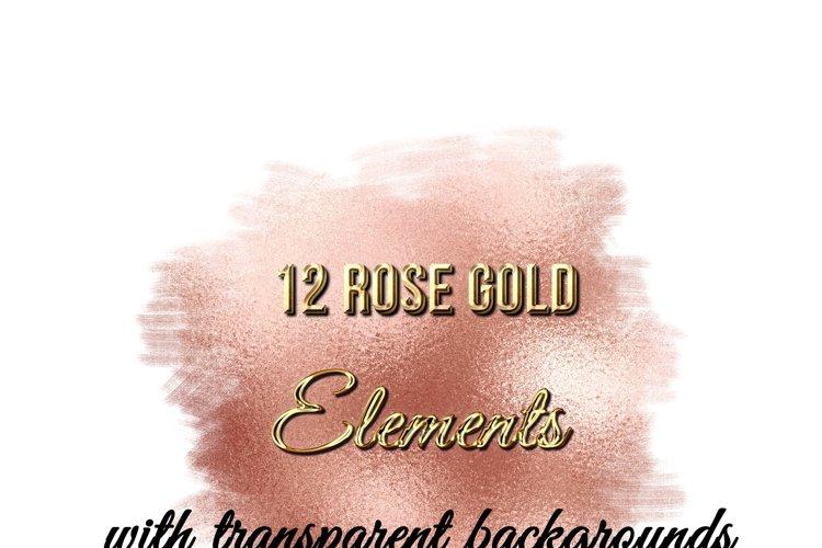 Rose Gold Elements