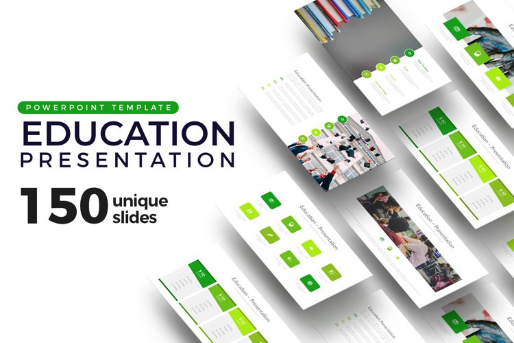 Education PowerPoint Presentation example image 1