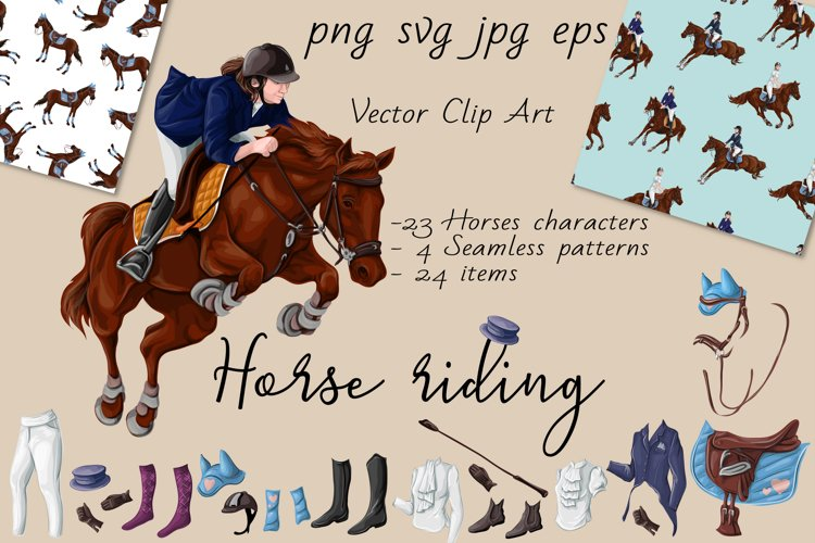 Horse Riding. example image 1