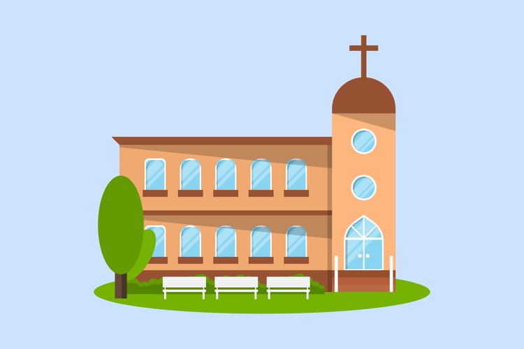 Church Clipart example image 1