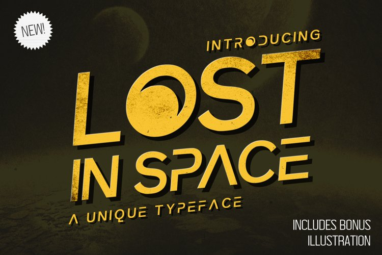 Lost in Space example image 1