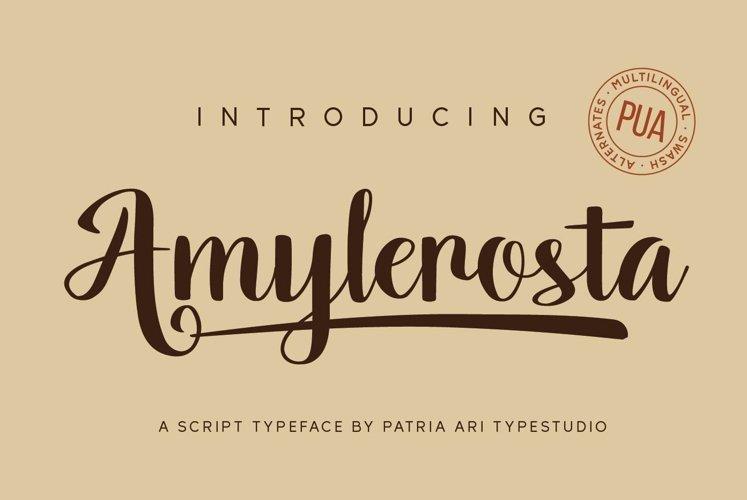Amylerosta example image 1