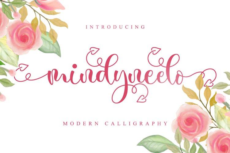 Mindyneelo Script example image 1