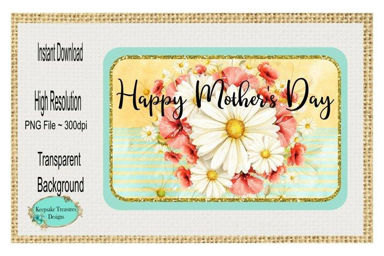 Happy Mothers Day, Door Hanger Template