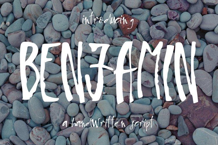 Benjamin Font example image 1
