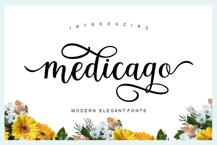 Medicago example image 1