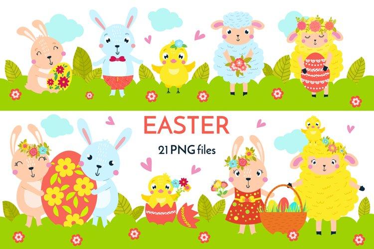 Easter clip art PNG38