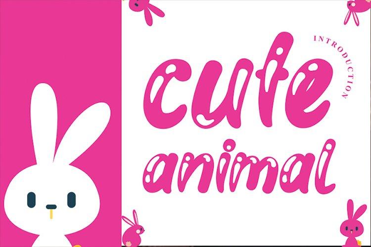 cute animal example image 1