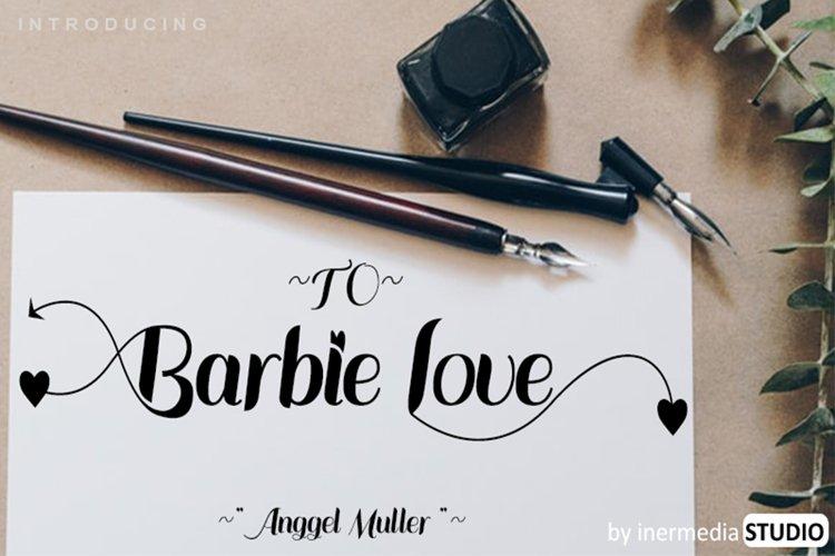 Barbie Love example image 1