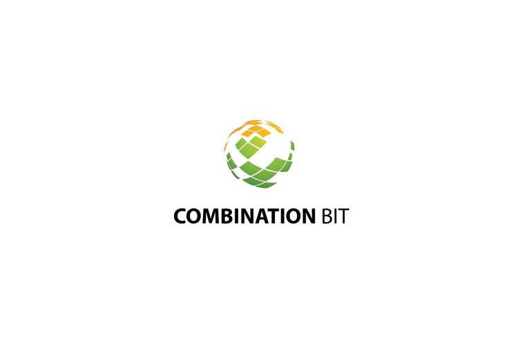 Combination Bit - Logo Template