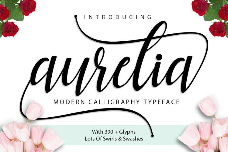 Aurelia Script example image 1