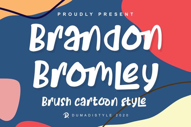 Brandon Bromley example image 1