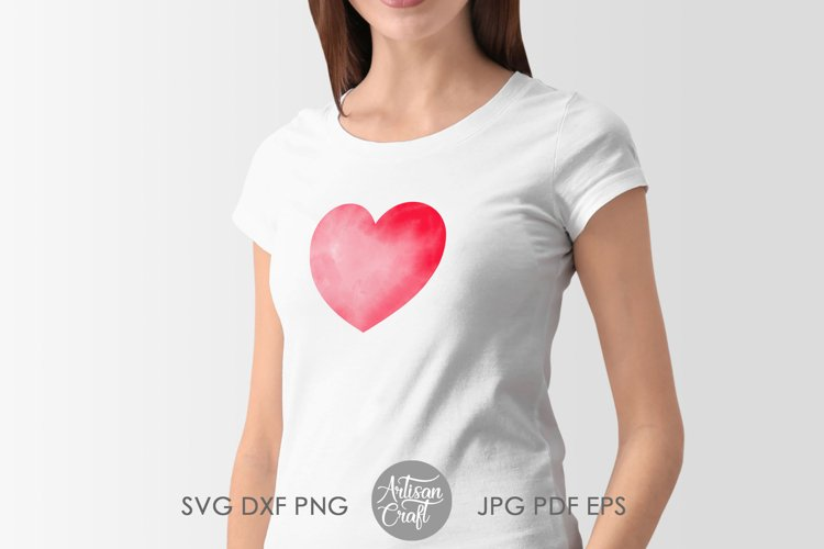 Heart SVG & PNG Clipart example 3