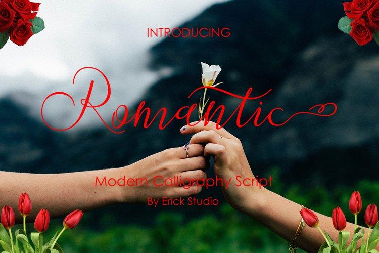 Romantic example image 1