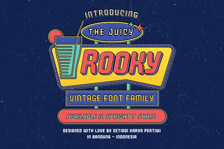 Juicy Rooky example image 1
