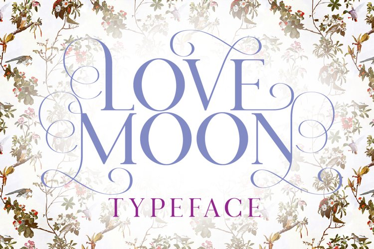 Love Moon - Free Font of The Week Font