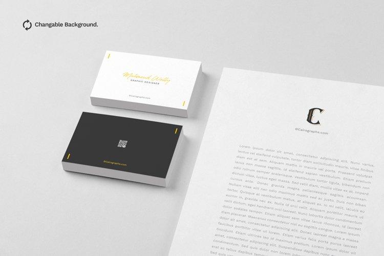 Business Card Mockups Vol.2