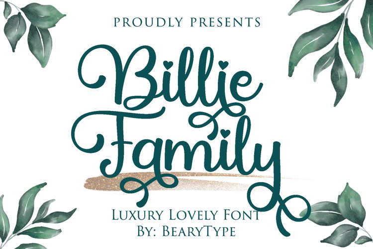 Billie Family example image 1