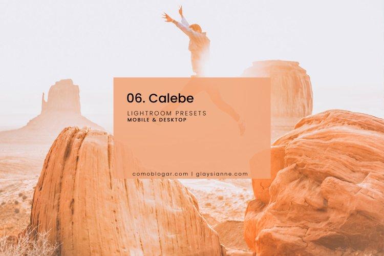 06. Calebe Blogger Presets example image 1