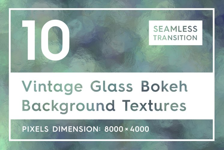 10 Vintage Glass Bokeh Backgrounds example image 1