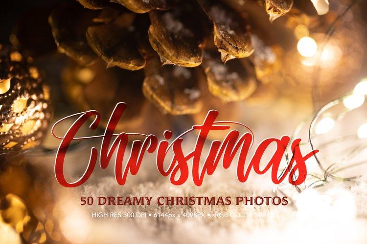 50 Dreamy Christmas Concept Photos