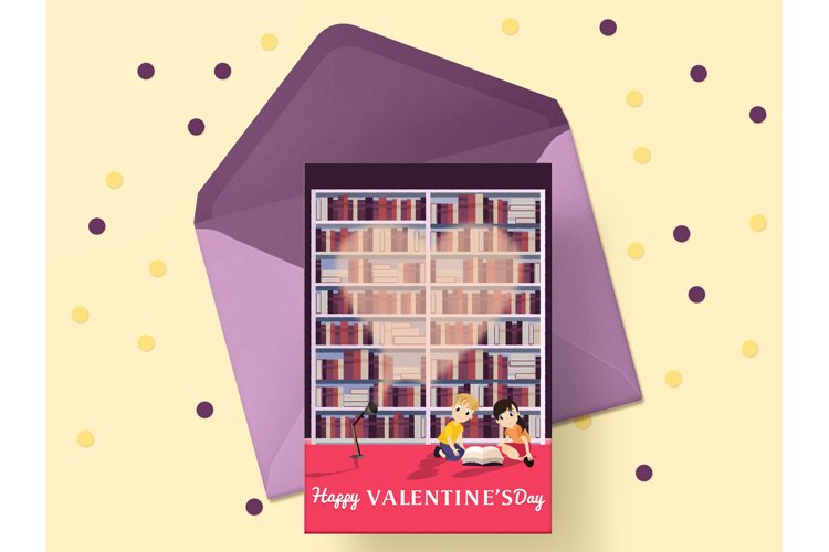 Valentine's Day Card example image 1