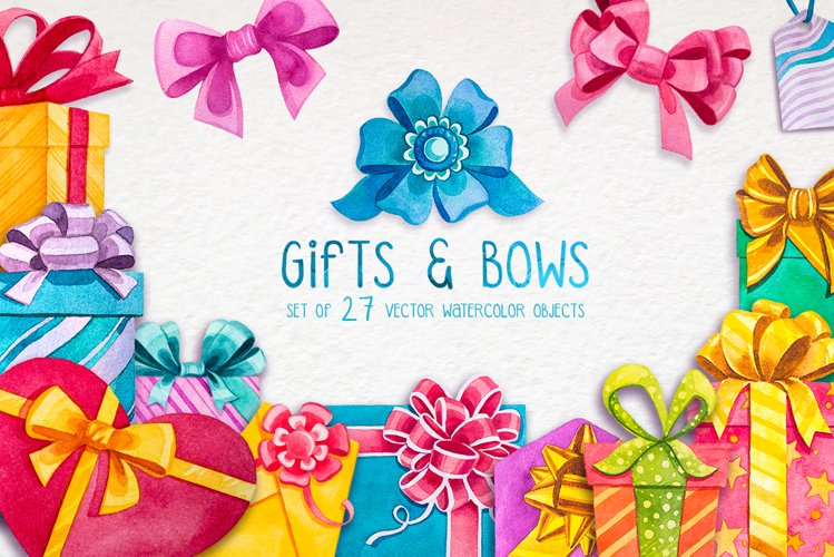 Gifts & Bows example image 1