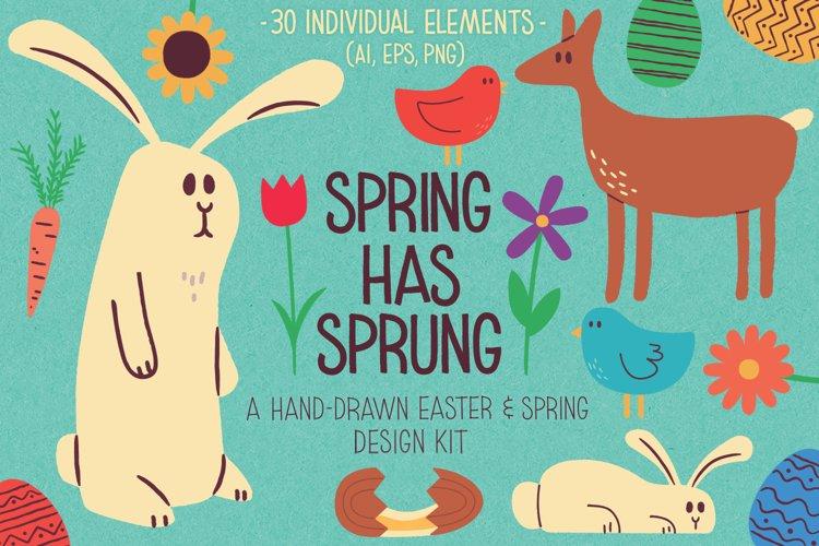 Spring Has Sprung Kit