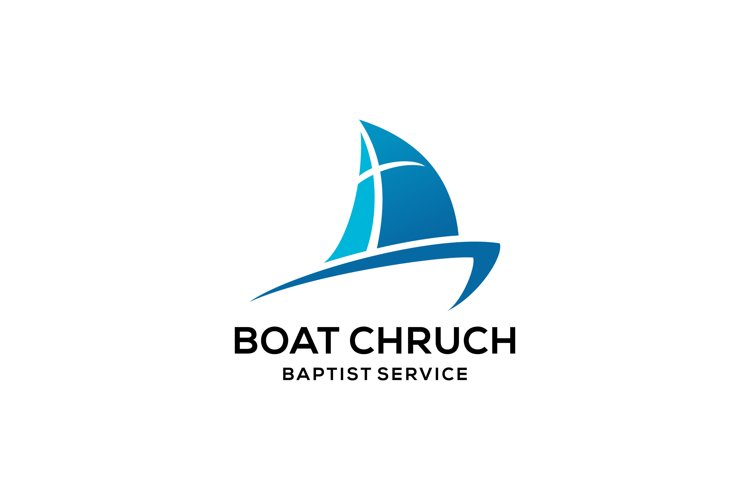 church boat example image 1
