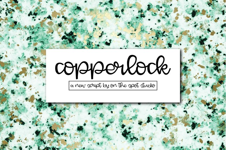 copperlock example image 1