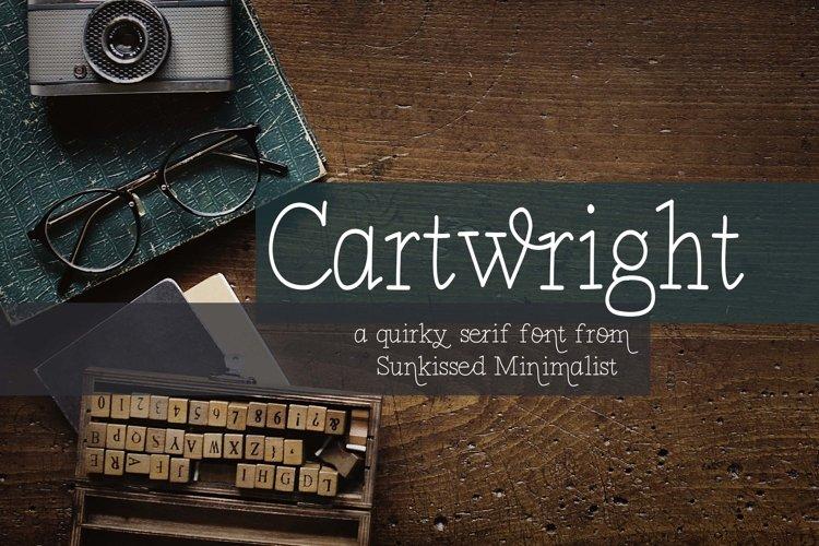 Cartwright example