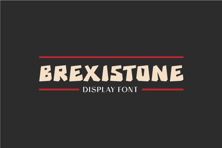 Brexistone example image 1