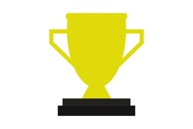 Trophy icon example image 1